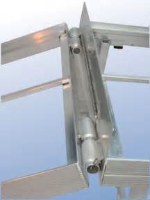 Floating Boat Dock Ramp Hinges