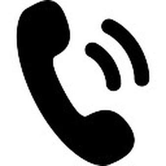 vieux bureau symbole de téléphone en cas d 39 urgence télécharger icons