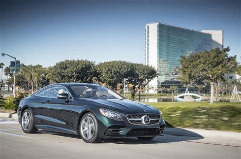 mercedes benz  coupe matic  review autocar