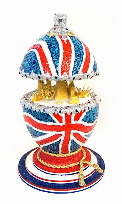 Egg Faberge Circumstance Pomp Sugar Totally