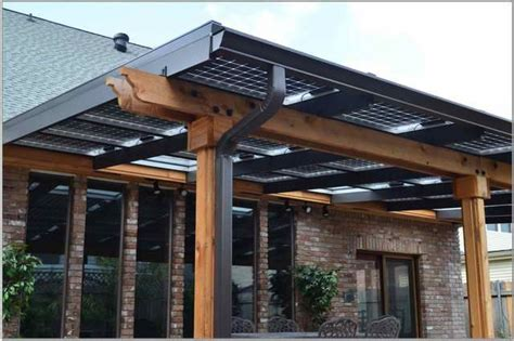 solar patio cover solar patio covers google search jack s stuff pinterest