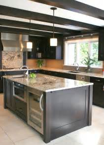 kitchen island with refrigerator stylish kitchen islands without wheels of microwave kitchen island and wine fridge