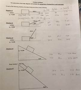 35 Free Body Diagram Worksheet Answers