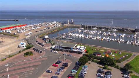 cuxhaven von oben cuxland ferienparks youtube