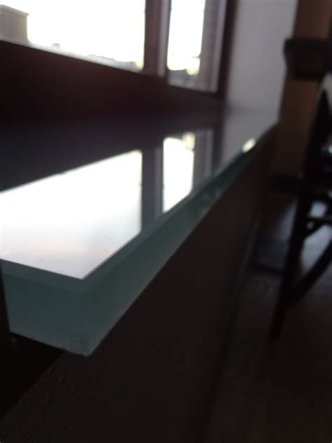 Window Sill Thickness by 1000 Images About Glass Countertops On