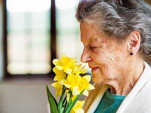 The Connection Between Sense Of Smell And Dementia
