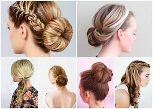 6 Easy Hairstyles To Reinvent Your Everyday Look