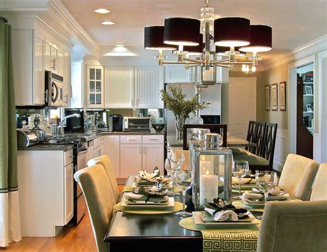 Kitchen Dining Room Combo Design Ideas At Home Design