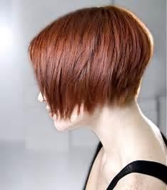 Hairstyle Short Layered Bob Haircut