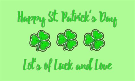 happy st patricks day animated gifs  share