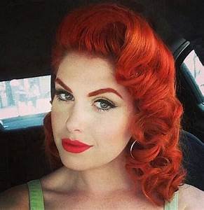 Rockabilly Style Hair for Ladies Hairstyles & Haircuts 2016 2017