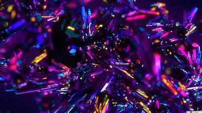 Neon Crystals Uhd