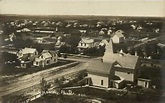 Lakota ND North Dakota c1910 Birdseye View Real Photo ...