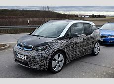 2018 BMW i3 Facelift Spotted in German Traffic, i3S