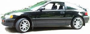 Honda Crx 1984