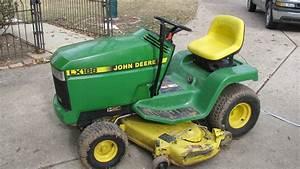 1994 John Deere Lx188 Lawn  U0026 Garden And Commercial Mowing