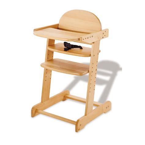 chaise haute évolutive bois chaise haute pinolino philip meuilleur prix large choix