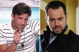 Love Island: Danny Dyer's shock reaction to meeting Jack ...
