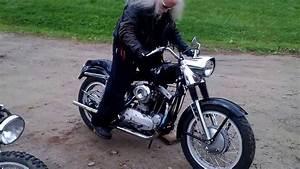 1959 Harley Sportster Ironhead Magneto Kickstart