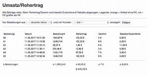 Rohertrag Berechnen : oxid exchange tabsl statistik 1 0 0 stable ce 4 7 x module themes language ~ Themetempest.com Abrechnung