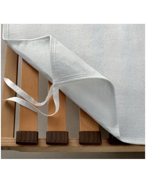 letto matrimoniale con rete e materasso coprirete con ganci o lacci per letto matrimoniale