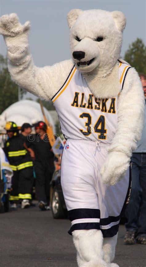 Alaska Nanooks Mascot Editorial Image Image Of Alaska