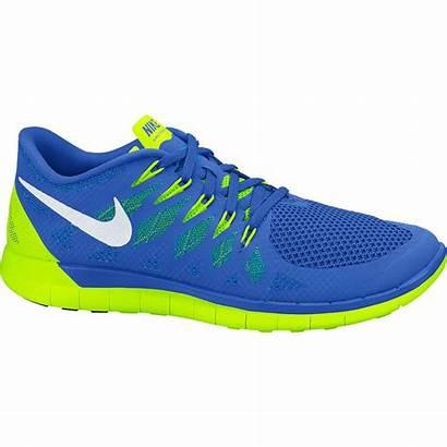 Nike Run Running Yellow Bleu Femme Rose