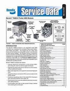 Bendix Commercial Vehicle Systems Tabs