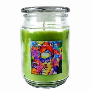 Bougie Parfumée Maison : bougie parfum e lime cilantro bocal 566 gr maison fut e ~ Teatrodelosmanantiales.com Idées de Décoration