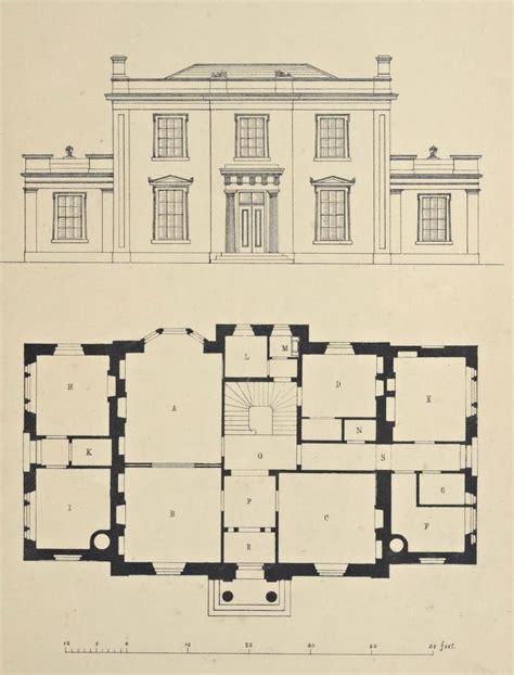 design   country house england architecture architecture plan vintage house plans