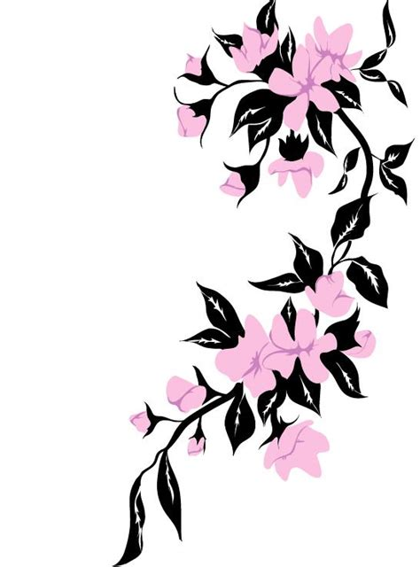 design of flower flowers free rose tattoo designs designs gallery free download clipart best clipart best