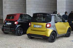 Smart Fortwo 2 : see the all new smart fortwo cabrio in production guise mercedesblog ~ Medecine-chirurgie-esthetiques.com Avis de Voitures