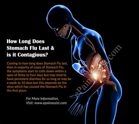 How Long Does Stomach Flu Last & Is It Contagious?