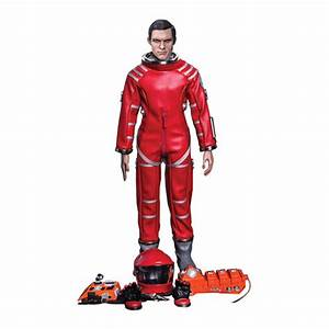 Keir Dullea Red Astronaut 1:6 Scale Deluxe Action Figure