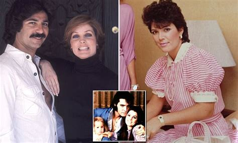 Robert Kardashian and Priscilla Presley