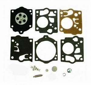 Mcculloch Sdc Carburetor Repair Rebuild Kit Mac Promac 700