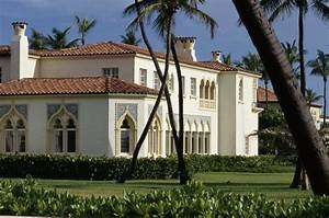 Mar-A-Lago and Other Spanish House Styles