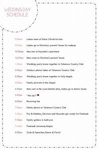 25 best ideas about wedding day schedule on pinterest for Wedding photography schedule