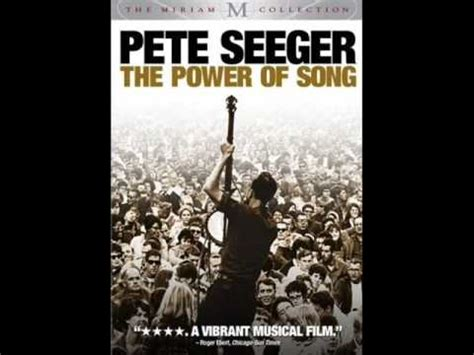 Michael Row The Boat Ashore Live by Pete Seeger Michael Row The Boat Ashore