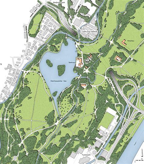 Englischer Garten München Plan by Englischer Garten M 252 Nchen Plan Woc36 Moetvoe