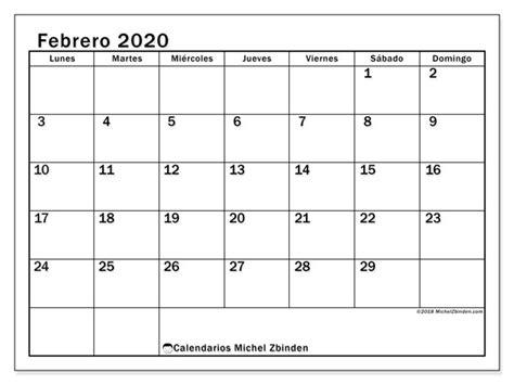 calendarios febrero ld michel zbinden es