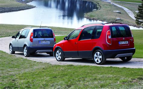 2019 Skoda Roomster by 2007 Skoda Roomster Scout Car Photos Catalog 2019
