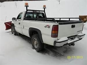 Buy Used 1999 Chevy Silverado 2500 With Boss 9 U0026 39