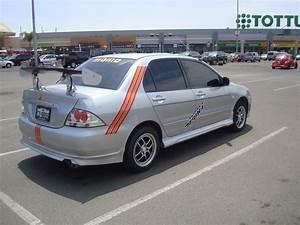 Mitsubishi Lancer 2003 Tuning