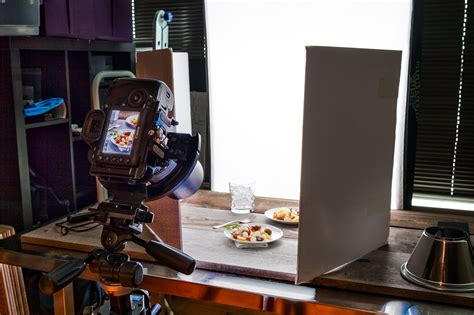 natural light food photography  setups kelbyone blog