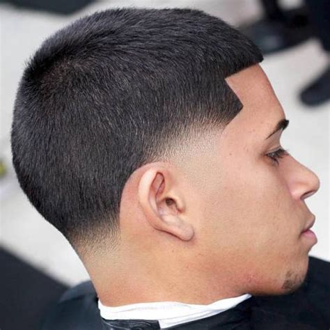 20 Variations of Buzz Cuts with Different Lengths and Details