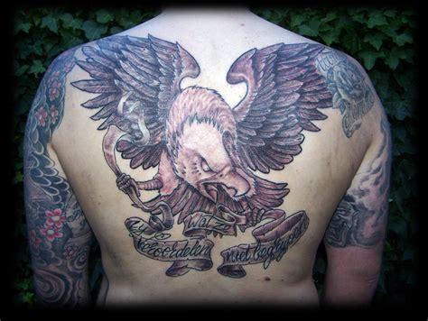 american style bald eagle  wildthingstattoo  deviantart