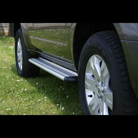 pedane in alluminio pathfinder pedana alluminio s50