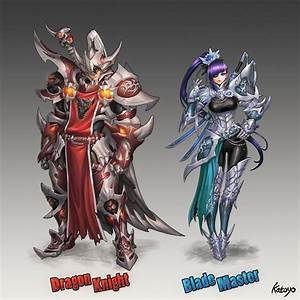 Fantasy Classes favourites by AbsolutionJailer on DeviantArt