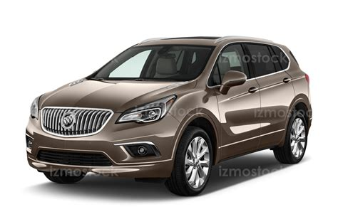 The All New 2016 Buick Envision Premium Crossover